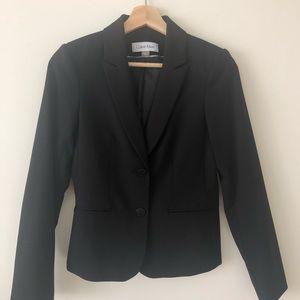 Black women's suit jacket/ blazer